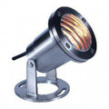 UNDER WATER FIXTURE MR16 -SOLID SS...