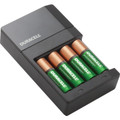 AA/AAA Duracell Ion Speed 1000 NiMH Battery Charger -