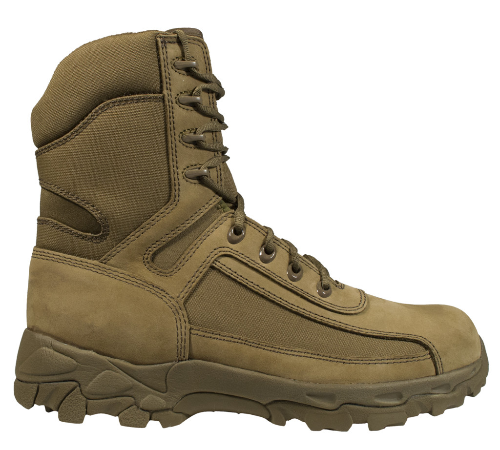 """Rocky S2V 97/"""" Laces Coyote Brown"""