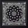 "27"" Black Trainman Bandana"