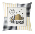 "Bee 18"" Pillow"