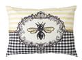 "Bee Rectangle Pillow 17.5""x13"""