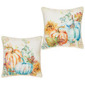 "18"" Pumpkin Pillow set of 2"