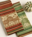Pumpkin Harvest Dishtowels Set of 2