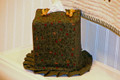 Moss Green Collection- Kleenex Box Cover