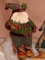 Woodland Sitting Santa