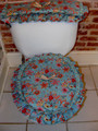 Spring is Here Collection Commode Set