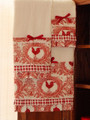 French Market Collection-S/3 Decorated Towels