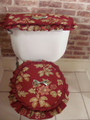 Classy Garden Collection Commode Set
