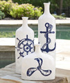 Haines Nautical Anchor Vase