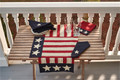 Star Spangled Placemats-Set of 2 placemats and napkins