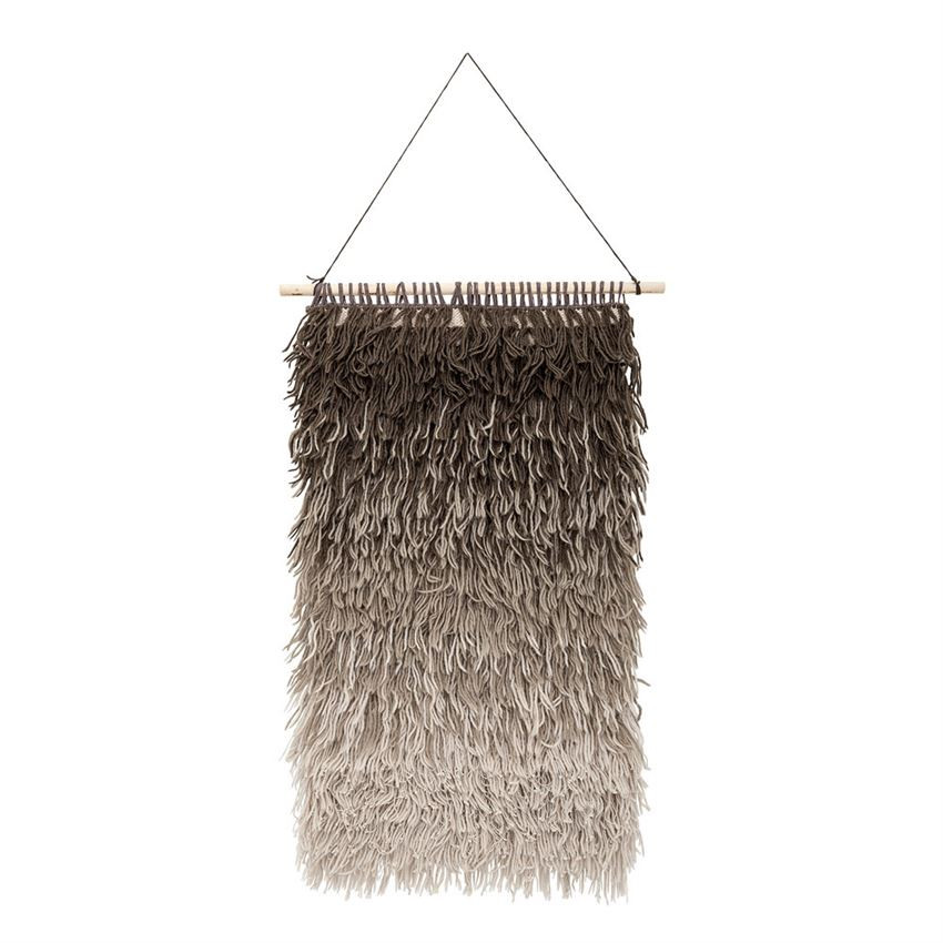 Wall Tapestry In Grey And Stone Home Decor Accents For Your Style