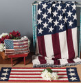 Americana Collection  Afghan