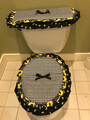 Bee Happy Collection-Commode Set