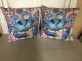 Oceania Crab pillows