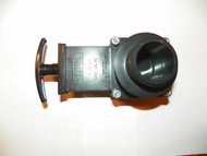 Recovery Tank Gate Valve