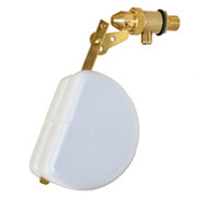 Float Valve with 3/8 Brass MPT