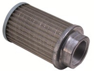 (RARE) 4 Inch Tank Filter for 59 (Roots) 5LP (Sutorbilt) or 5009 (Tuthill) Blowers