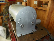 After Picture of a Rebuilt Rebel Heat Exchanger
