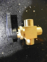 3 Way Chemical Valve