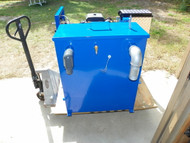 33 to 36 Blower style 60 Gallon Recovery Tank