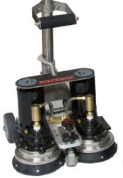 Rotovac Power Wand Rotary Carpet Cleaning Machine