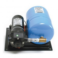 Flojet 12 Volt Pump and Water Transfer Expansion Tank AP36 FloJet 2840 Series RV Water Booster System [AP36]