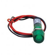 Husqvarna 10mm Green Indicator Light (504739601)