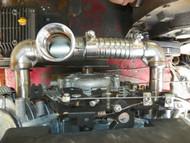 Honda & Predator all Stainless Exhaust Header