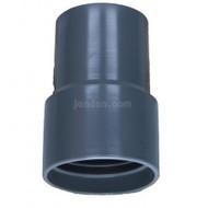 Vacuum Hose Cuff, Fits 1-1/2 Inch Hose x 1-1/2 Inch Tool