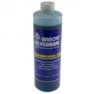 AR Pump Crankcase Oil - Triplex Plunger Pump AR64516 16oz SKU / Part #: AR64516 Annovi Reverberi