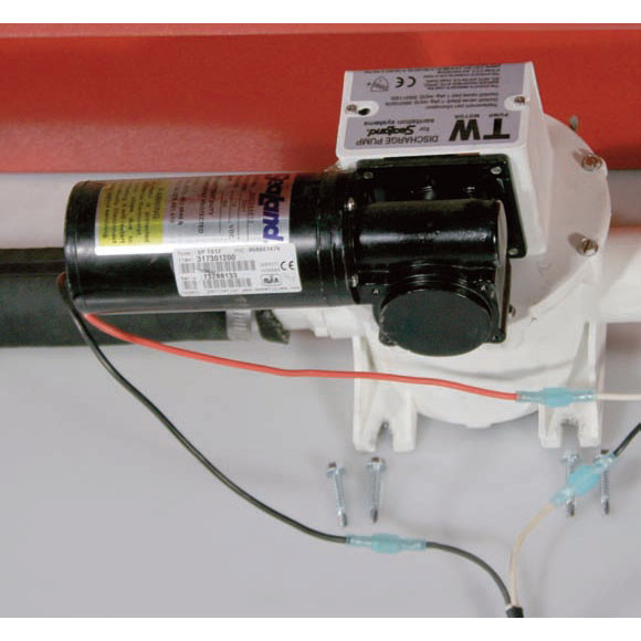 410300 Truckmount Auto Pump Out For Automatic Waste Water