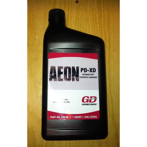Gardner Denver Branded Blower AEON PD-XD Gear Oil