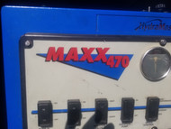 Maxx 470D Exhaust Heat Exchanger