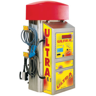 J.E. ADAMS: Ultra Series 6-in-1 Unit - Turbo Vac, Shampoo & Spot Remover, Fragrance & Air Machine-Combination Unit [28000]