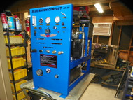 Blue Baron Compact 45 Truck Mount Tile & Carpet Cleaning Machine