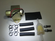 The universal Fuel Pump Kit for Truck Mounts that do not have Fuel Injected Engines. Self Priming 2 to 4 psi 20-3O GPH