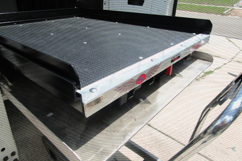 This Custom Roll Out Bed, provides an easy solution for Maintaining and repairing your Truck Mount and especially in those 'Hard to Reach' areas of the Truck Mounts infrastructure. We will be providing a Demo Video on installation.