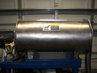 High Performance Patented Super Quad Axis Point Heat Exchanger (Universal Fit)