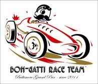 2011 BGP Boh-Gatti Collectors Giclee
