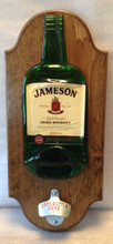 Jameson Beer Opener Plaque