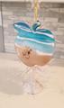 Apple Seascape Ornament