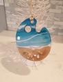 Artist Seascape Ornament