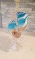 Baby Feet Seascape Ornament