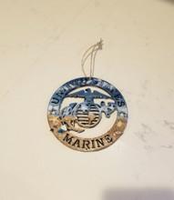 Marines Ornament