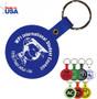 Circle Key Ring - USA made