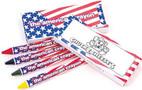 American Patriot Crayons