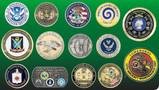 COINS & LAPEL PINS