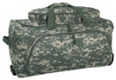 ACU DIGITAL CAMO WHEELED DUFFEL