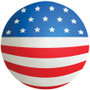American Flag Stress Ball